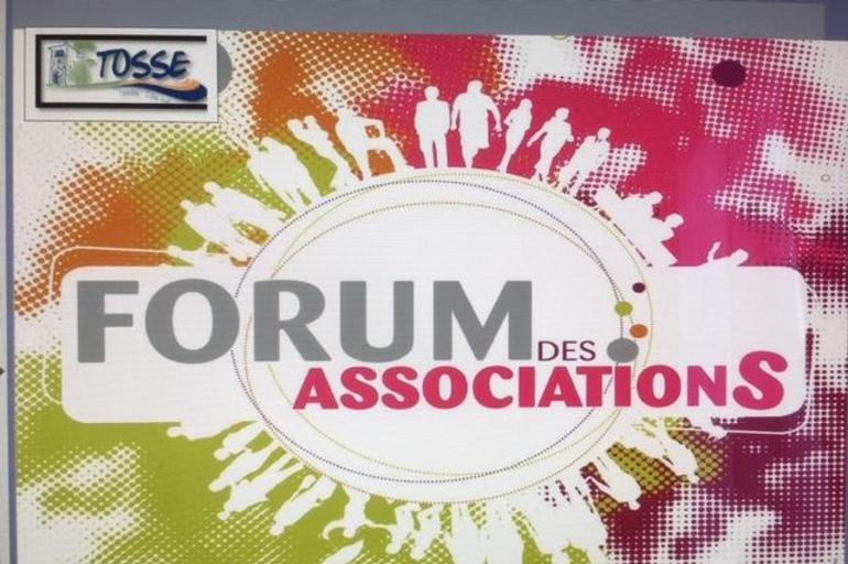 Forum des Associations à TOSSE - Le 7 Septembre 2019 de 10H00 À 13H00